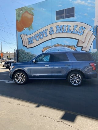2018 Ford Expedition Platinum In Anaheim Ca Mccoy Mills