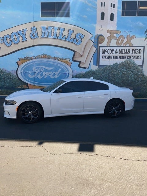 Used Dodge Charger Fullerton Ca